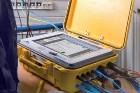 Energie- und Netzqualitätsanalyse im Schaltschrank