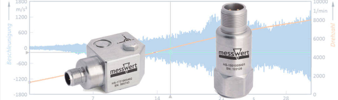 Sensoren zur Vibrations- und Beschleunigungsmessung bei messwert.at