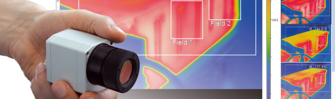 Infrarot Kameras zur berührungslosen Temperaturmessung