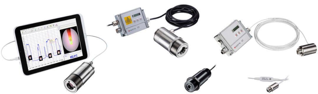 Pyrometer: Sensoren zur berührungslosen Temperaturmessung