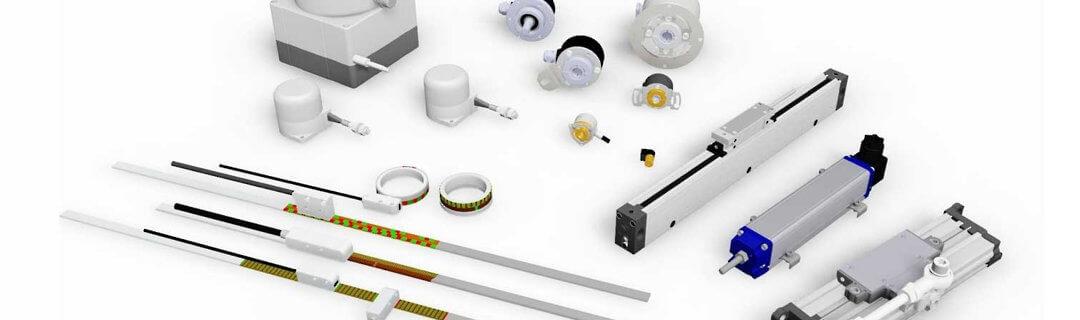 Sensoren zur Weg- und Winkelmessung bei messwert.at