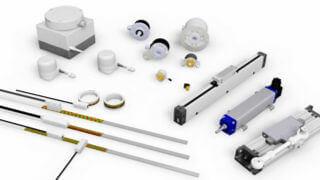 Sensoren zur Weg- und Winkelmessung