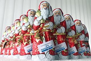 messwert wünscht Frohe Weihnachten