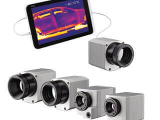 Infrarot Kamera der Pi Serie