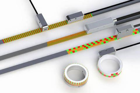 Magnetische Weg- und Winkelsensoren