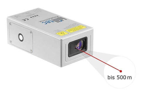Optische Distanzsensoren