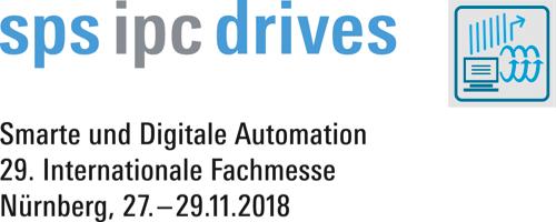 messwert auf der SPS IPC drives 2018 in Nürnberg